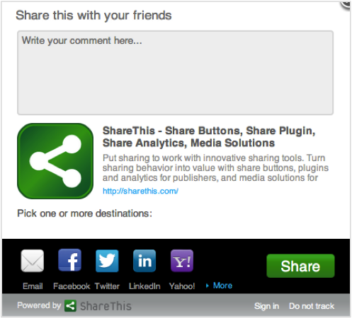 11_ShareThis - Share Buttons and Sharing Analytics