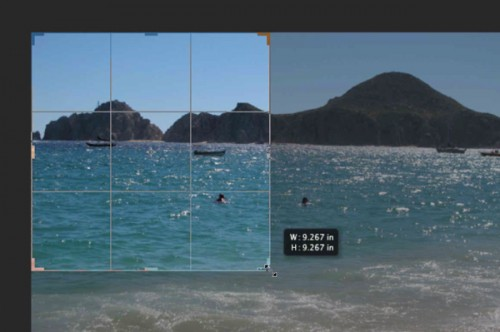 14_Introducing the New Crop Tool in Photoshop CS6