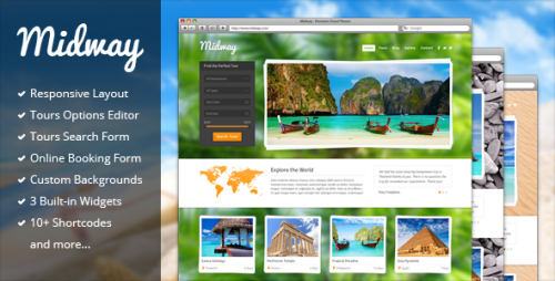 10_Midway - Responsive Travel WP Theme