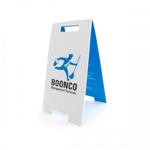 Boonco - Folded Business Card