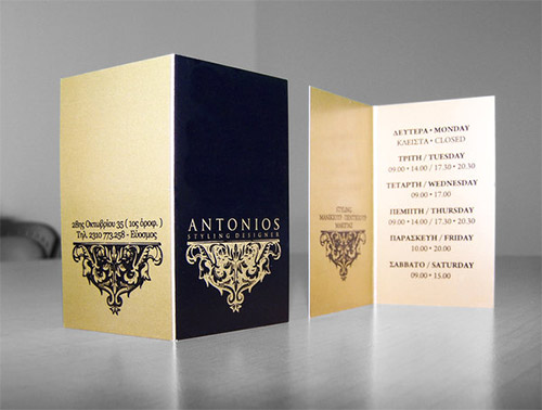 Double Sides Business Card for 2015