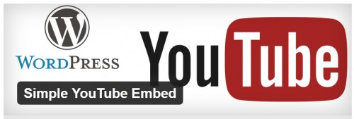 Simple YouTube Embed