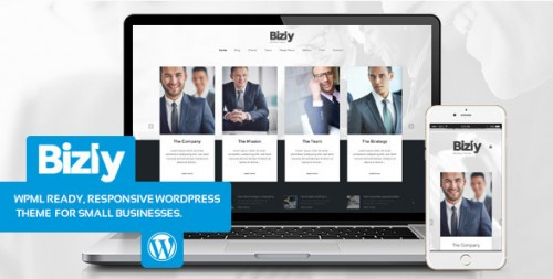 Bizly - Lawyer and Business Premium Theme