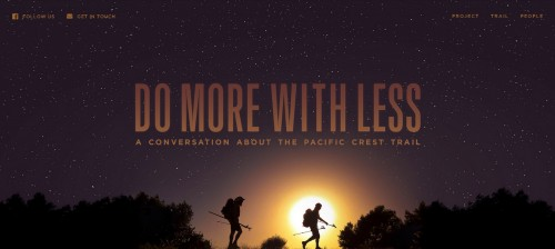 Do More With Less Film