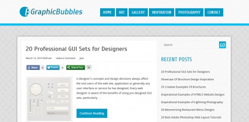 GraphicBubbles