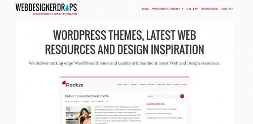 WebDesignerDrops