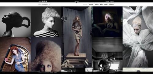 Hypershot - Photography Portfolio WP Theme