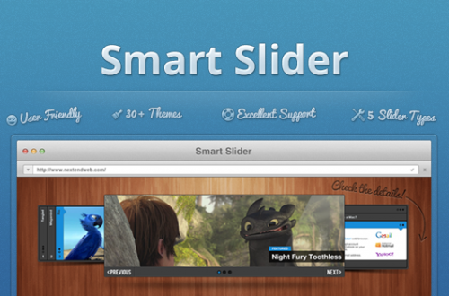 Nextend Smart Slider Lite