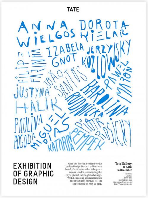 Amazing Typographic Poster