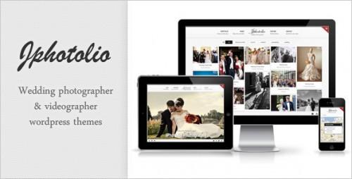 JPhotolio: Responsive Photography Theme