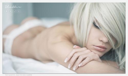 Shutter - Elegant Photography WordPress Theme