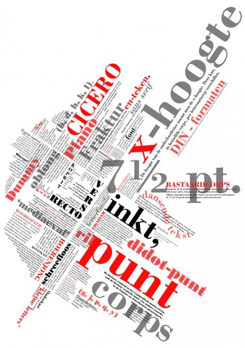 Typographic Poster Example