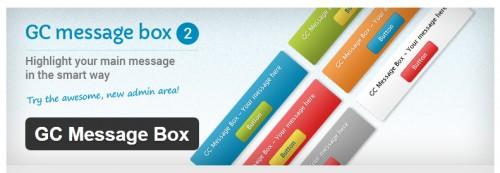 GC Message Box