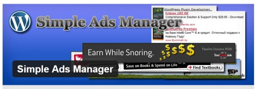 Simple Ads Manager