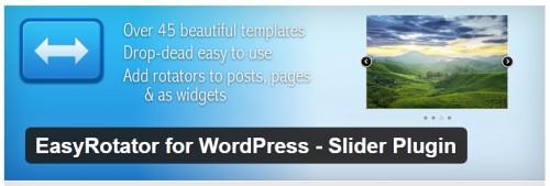EasyRotator for WordPress