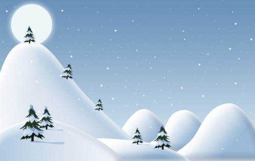Photoshopped Christmas Wallpaper