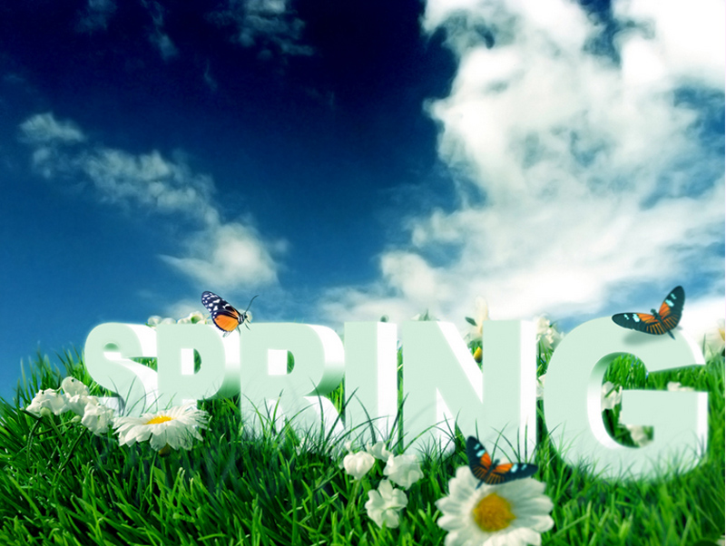 20 Stunning Spring HD Wallpapers 2017