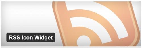 RSS Icon Widget