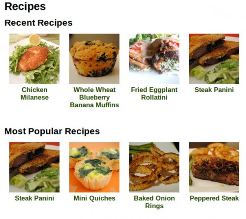 RecipeCan Recipes