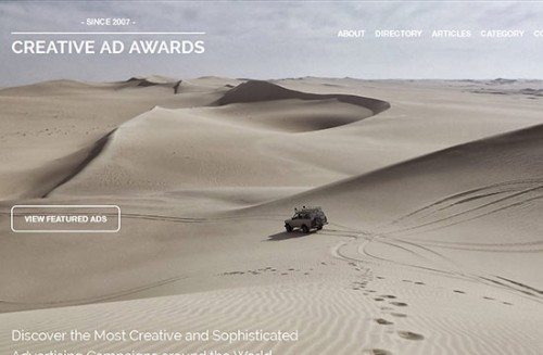 Creative Ad Awards