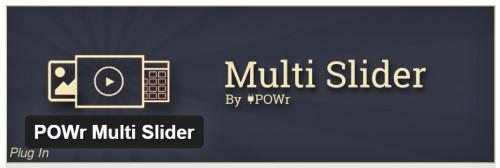 POWr Multi Slider