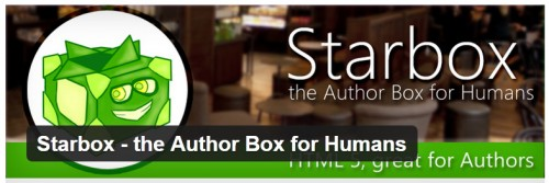 Starbox - The Author Box for Humans