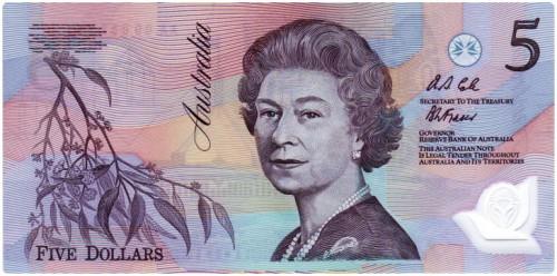 Australia - Australian Dollar