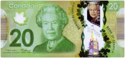 Canada - Canadian Dollar