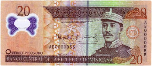 Dominican Republic - Dominican Peso