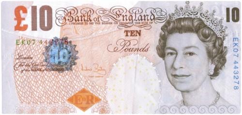 England - England Pound