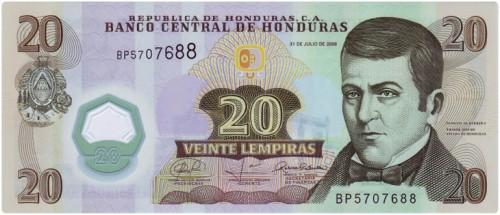 Honduras - Honduran Lempira