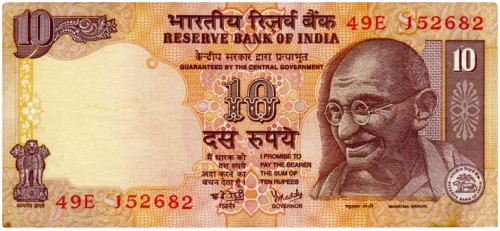 India - Indian Rupee