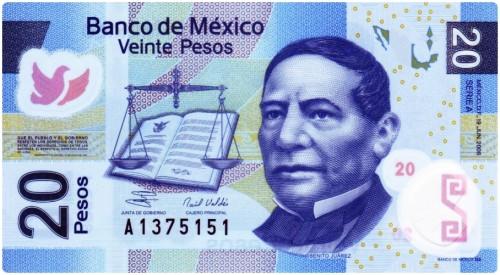 Mexico - Mexican Peso