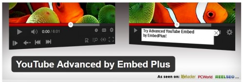YouTube Advanced by Embed Plus
