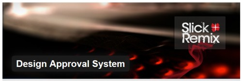 Design Approval System