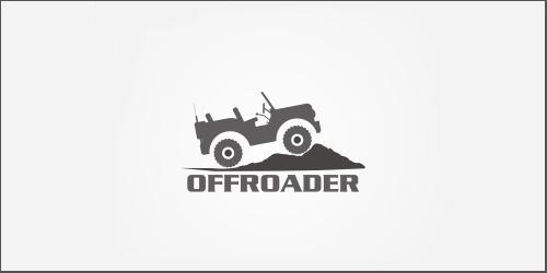 Offroader Logo