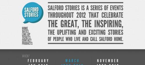 Salford Stories