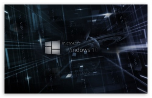 Windows 10 Codes Wallpaper